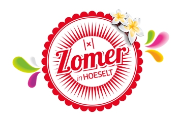 Zomer in Hoeselt logo